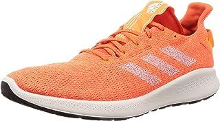 Adidas SenseBOUNCE + Street Men's Sneaker, Solar Orange/Footwear White/Active Orange