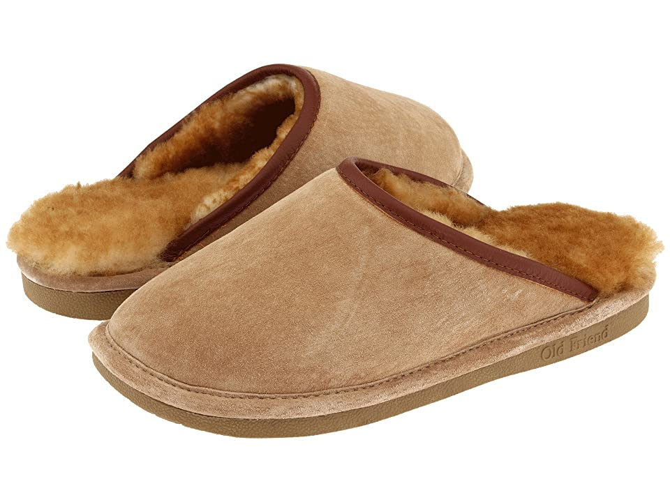 Image of Old Friend Scuff (Chestnut) Men's Slippers