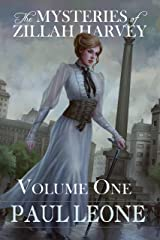 The Mysteries of Zillah Harvey: Volume One Kindle Edition
