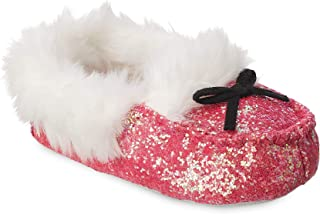 Minnie Mouse Slippers for Kids Pink