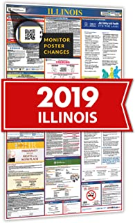 Best illinois labor law posters 2018 Reviews