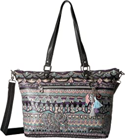 Sakroots - Artist Circle City Satchel