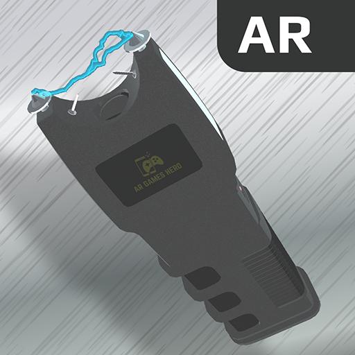 Stun Gun AR - Realistic shocking prank