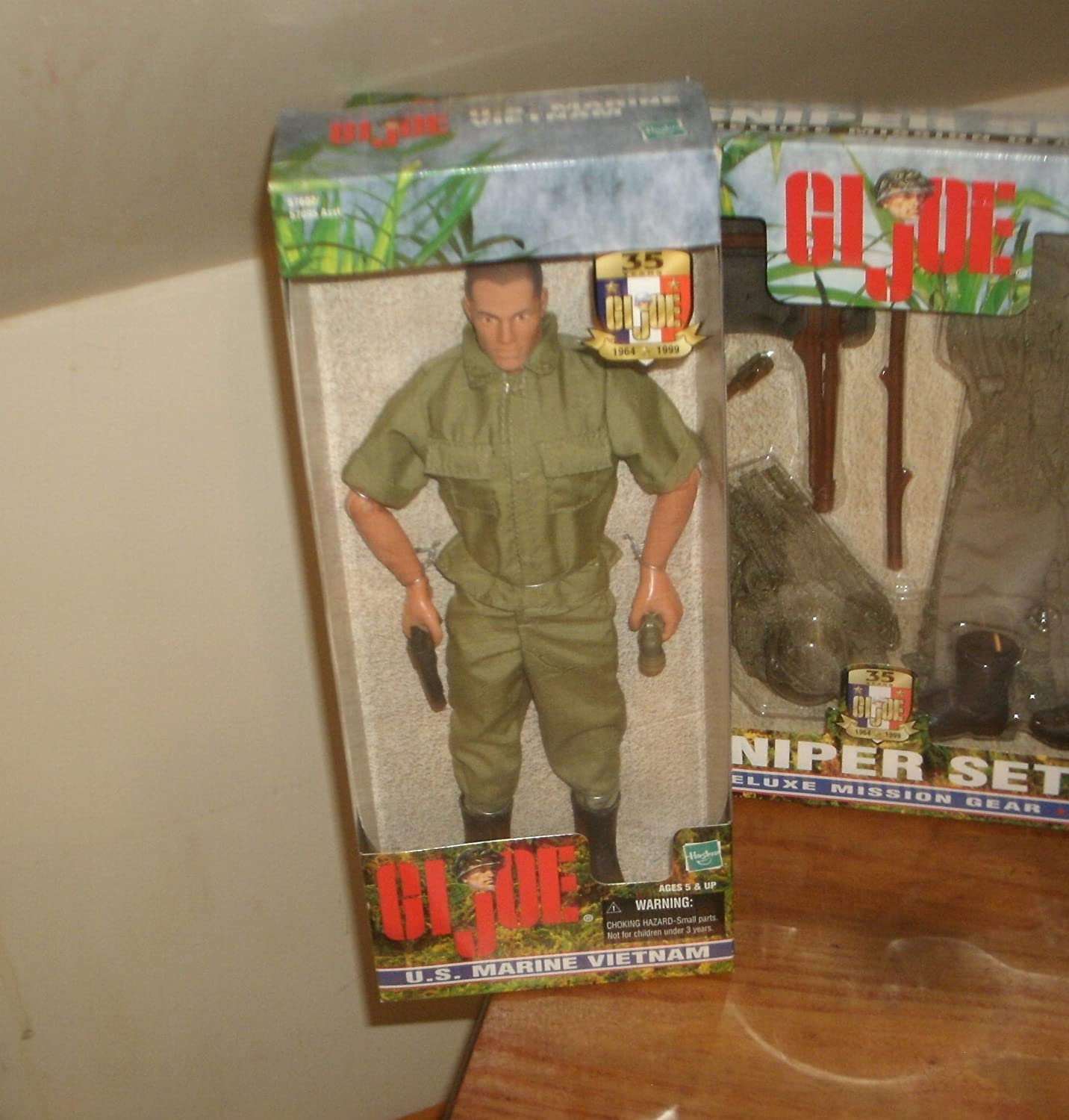 GI Joe 35 Years We OFFer at cheap prices U.S. Vietnam Figure Marine New products, world's highest quality popular! 12