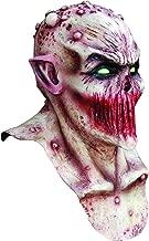 Deadly Silence Latex Head And Chest Mask Horror Halloween