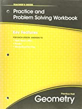 Prentice Hall Geometry Practice and Problem Solving Workbook Teacher's Guide