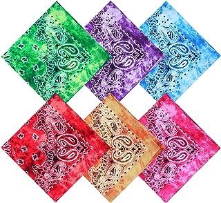 Best tie dye bandana patterns Reviews