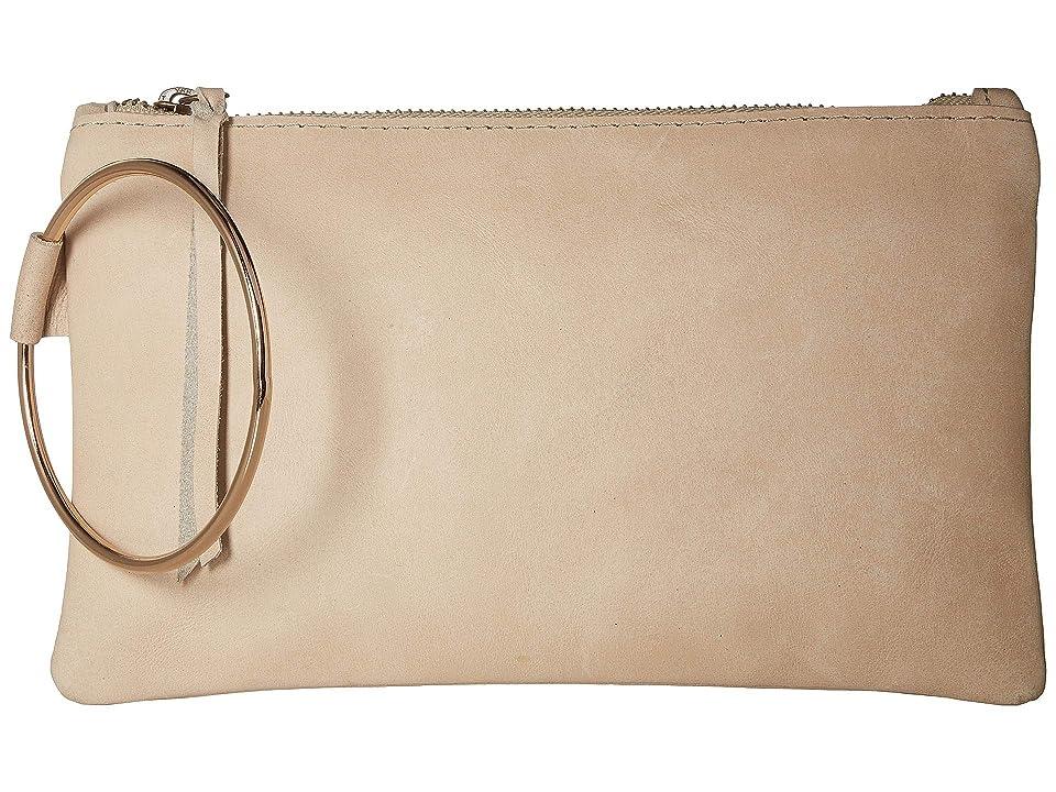 ABLE Fozi Wristlet (Bone) Handbags