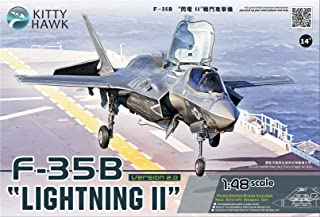 Kitty Hawk KH80102+ 1:48 F-35B Lightning II (New Version With Weapon)
