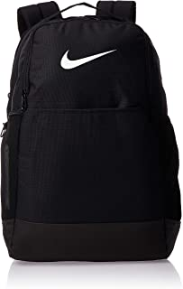 Nike Unisex-Adult Backpack, Black/White - NKBA5954-010