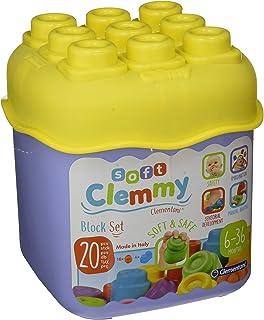 Clementoni Soft Clemmy-Dog /& Cachorro Multicolor 17294/