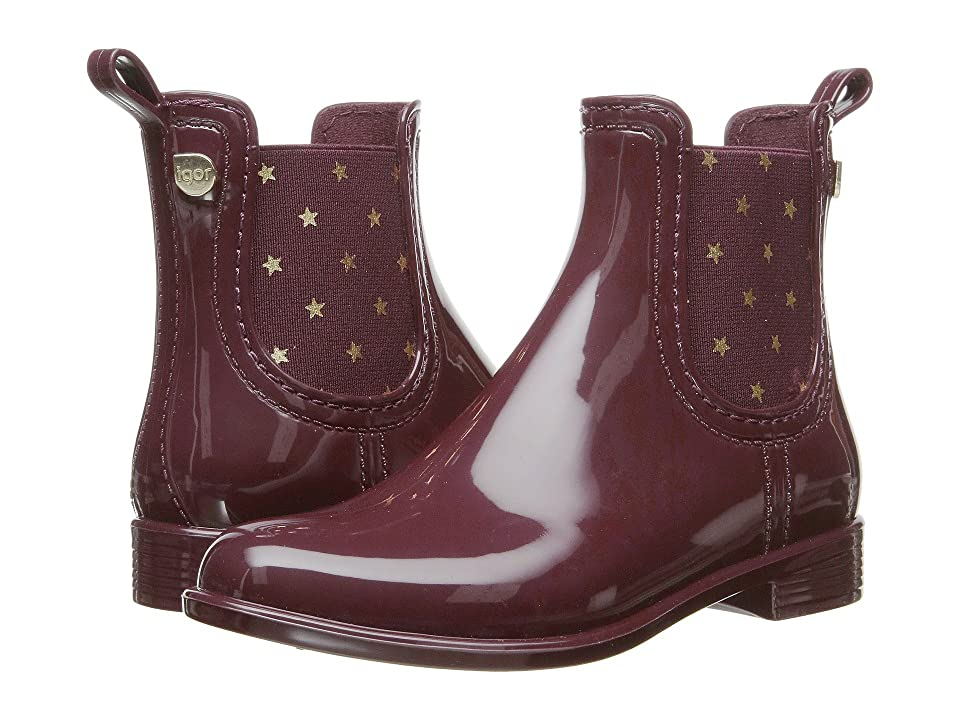 Igor W10147 (Little Kid/Big Kid) (Burgundy) Girl