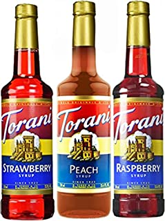 Best sugar free torani syrup canada Reviews