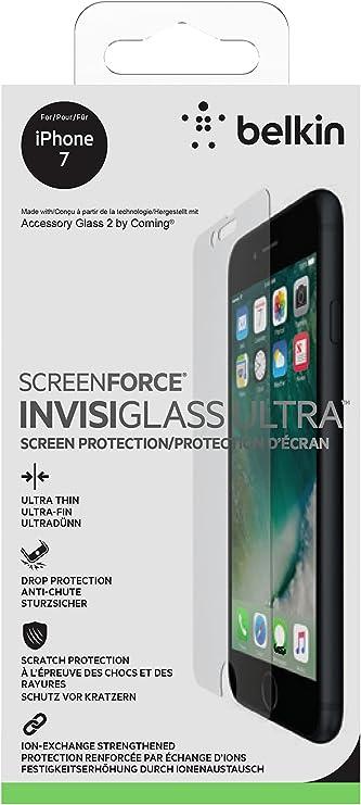 Belkin Screenforce Invisiglass Ultra Displayschutzfolie Elektronik