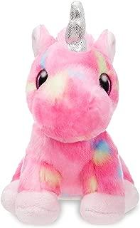 Aurora Sparkle Tales Unicorn Rainbow 7In Pink
