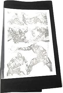 Club Merc Deadpool Corps #1 Lady Deadpool Pencil Sketch Art Print - 8x12 - Rob Liefeld - Limited Edition #4391/7500