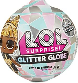 L.O.L. Surprise! Glitter Globe Doll Winter Disco Series...
