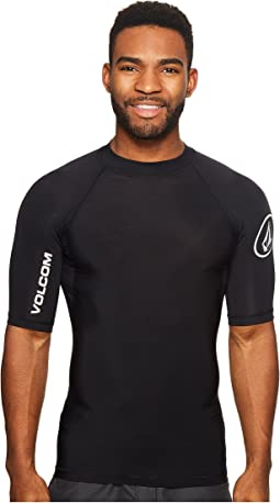 Volcom - Lido Solid Short Sleeve