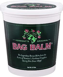 Vermont's Original Bag Balm Ointment 4.5lb Pail