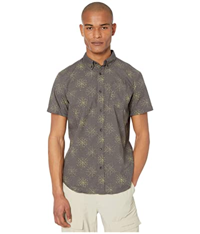 Prana Hillsdale Shirt (Granite) Men