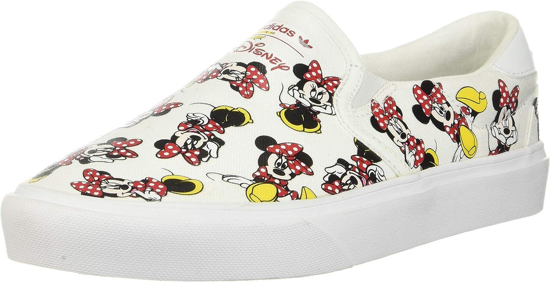 adidas Originals Unisex-Child Court Rallye Time sale X Sneaker Slip Outlet sale feature Disney
