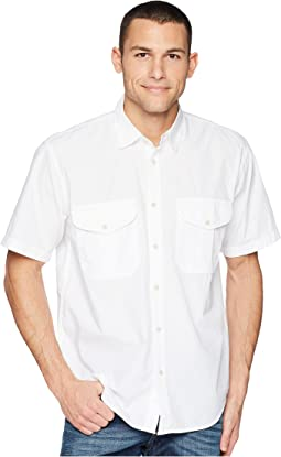 Filson Short Sleeve Feather Cloth Shirt