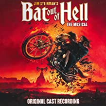 bat out of hell the musical cast recording