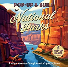 national parks pop up book