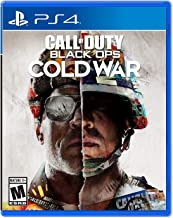 Call of Duty Black Ops Cold War PS4 Arabic