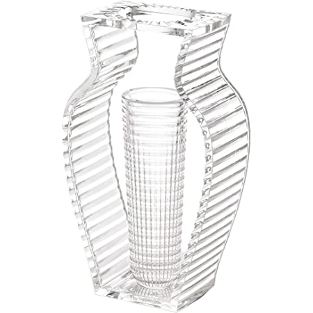 Kartell I Shine, Vase, Cristal