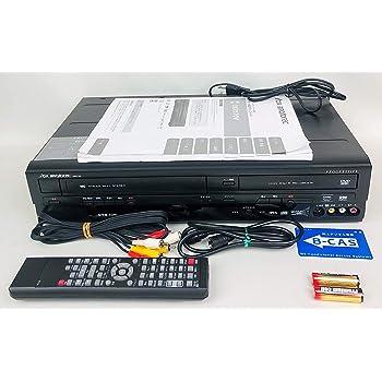 DXアンテナ 地上デジタルチューナー内蔵ビデオ一体型DVDレコーダー DXR170V