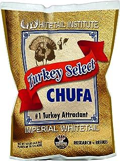 Whitetail Institute Men`s Turkey Select Chufa Food Plot Seed, 10 lb