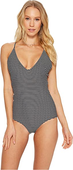 MIKOH SWIMWEAR - Las Palmas One-Piece Swimsuit