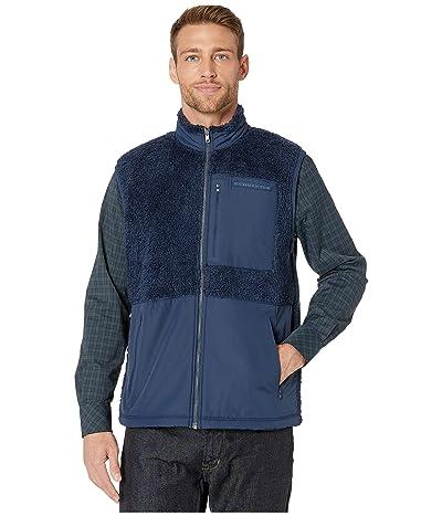 Southern Tide Sherpa Vest (True Navy) Men