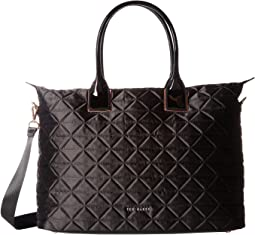 Ted Baker - Quilted Large Nylon Tote