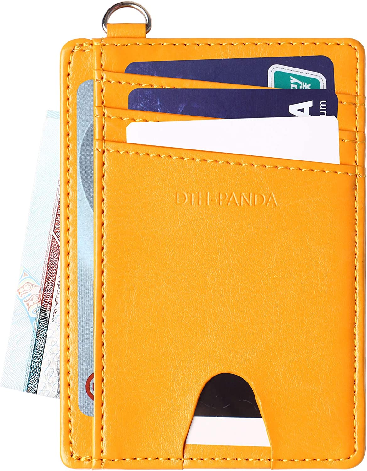 Credit Card Holder - New products world's highest Inventory cleanup selling sale quality popular Slim RFID Case Leather Wallet Minima