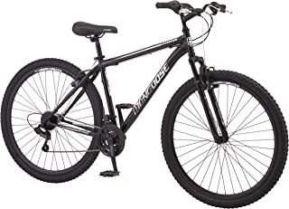 "Mongoose 29"" Excursion Men's Mountain Bike, Black"