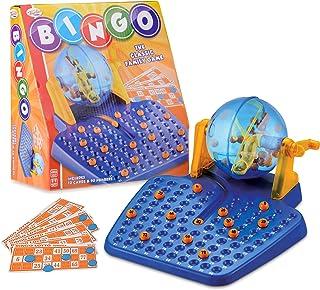 Toyrific - Bingo, para 2 o más Jugadores (Wilton Bradley TY4605) (Importado)