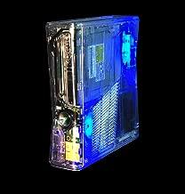 Xbox 360 Slim Crystal Clear GhostCase - CRYSTAL CLEAR