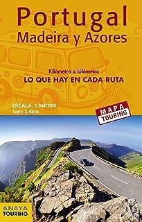 Mejor Mapa De Las Azores de 2021 - Mejor valorados y revisados