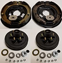 dexter 6000 lb axle brake parts