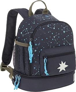 Mochila Infantil para niños pequeño/Mini Backpack Magic Bliss Chico, Azul, 24.5 x 15.5 x 27 cm