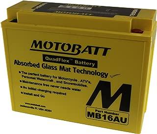 MotoBatt MB16AU Lead_Acid_Battery