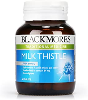 Blackmores Milk Thistle Tab, 60ct