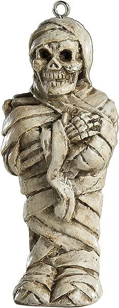 万圣节圣诞节派对和活动的木乃伊装饰品恐怖道具和装饰