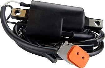 External ignition coil For Ski-Doo MX ZX 440 600 700 MX Z 500 600 700 800 Summit 600 700 800 Grand Touring 500 600 700 800 Formula 500 600 700 Skandic 500 600 1999-2004 OEM Repl.# 512059039 512059512