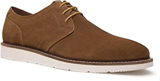 | Genuine Leather Suede Shoes | Men's Casual Suede Sneakers | Comfortable Everyday Casual Shoes | Flexible Sole | Cushioned Foot Support | Handcrafted Detailing | Quality Craftsmanship