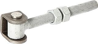 GAH-Alberts 418366 Torband | mit Muttern | feuerverzinkte Au