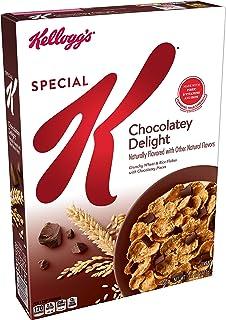 (Discontinued Version) Special K Cereal Chocolatey Delight, 13.1 oz