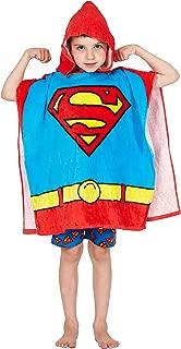 Best superman poncho towel Reviews